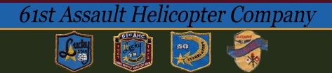61st Assault Helicopter Company